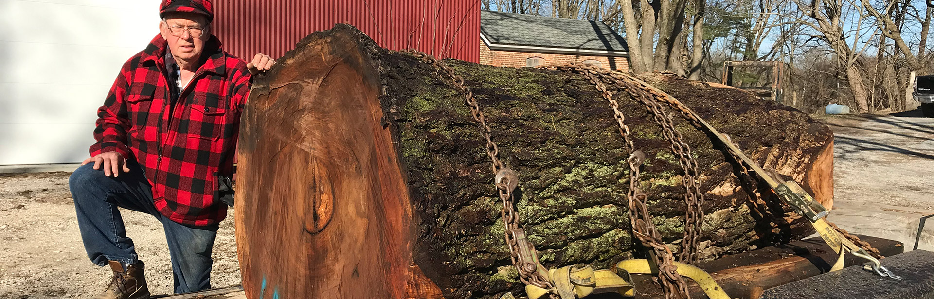 Indiana Lumber for Sale: Kiln Dried, Urban and Local Lumber